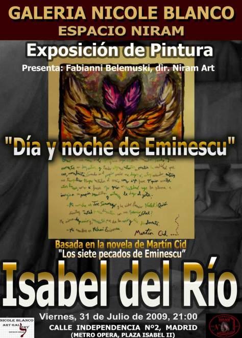 Exposición de Isabel del Río en Espacio Niram
