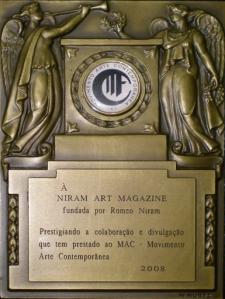 Decoration for Niram Art
