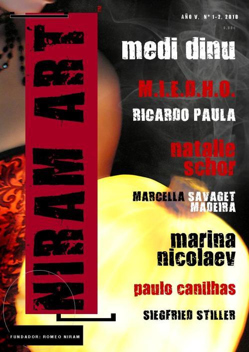 Revista Niram Art Nº 1-2 / 2010