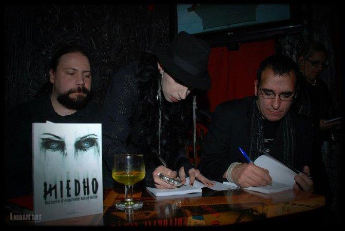 Héctor Martínez Sanz, MIEDHO, Diego Vadillo López