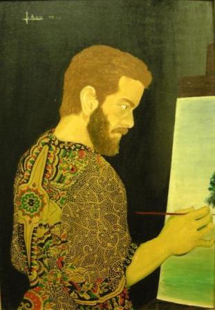 Retrato Enrique - Liana Acero de la Cuesta