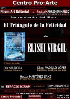 """""""El Triángulo de la Felicidad"""" de Elisei Virgil"""