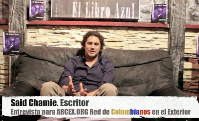 Said Chamie, Presentación Niram Art Editorial