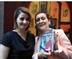 Presentación del libro Juiciosa con el Dalai Lama de Irina Szász