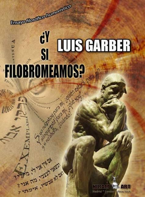 Luis Garber, Portada