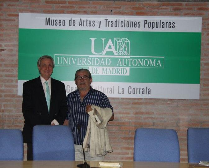 Presentación del libro de Fernando Lolas Stepke