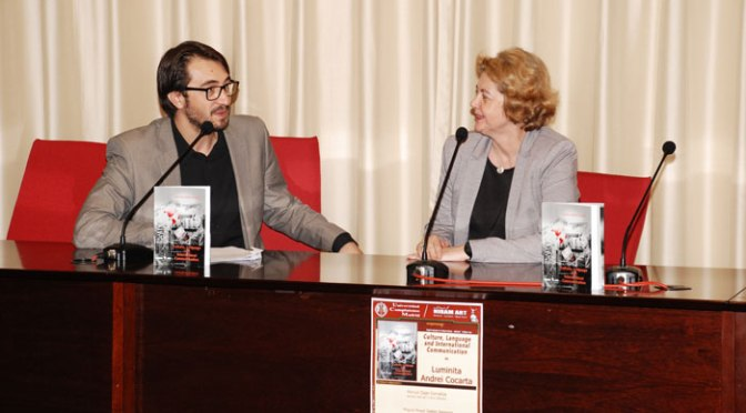 Presentación Luminita Andrei Cocarta