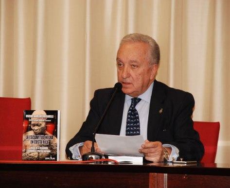 José Manuel Delgado de Luque (Fundador del Patronato de la Fundación de Amigos de la Biblioteca Nacional de España).