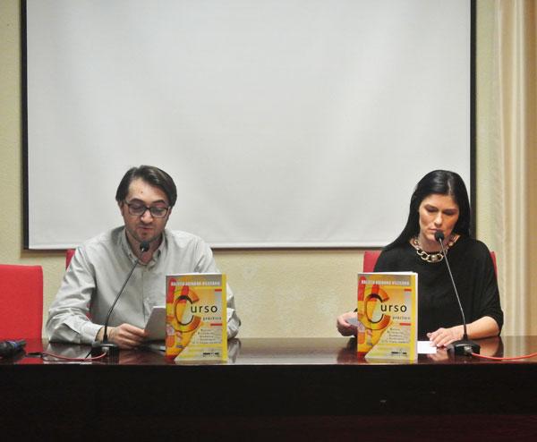 Fabianni Belemuski y Raluca Arianna Vilceanu