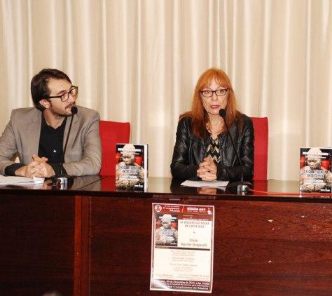 Profª Rosa María Sanz Serrano (Facultad de Geografía e Historia, Univ. Complutense de Madrid)