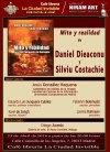 Presentaciçon Mito y realidad de Daniel Dieaconu