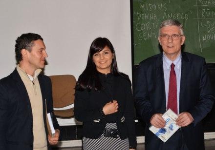 Eduardo Luis Junquera Cubiles, Andreea Niram, Daniel Daianu
