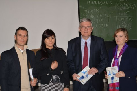 Eduardo Luis Junquera Cubiles, Andreea Niram, Daniel Daianu, Maria del Mar Duque García