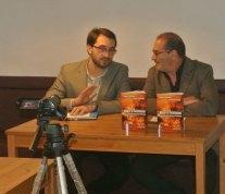 Fabianni Belemuski y Diego Acedo