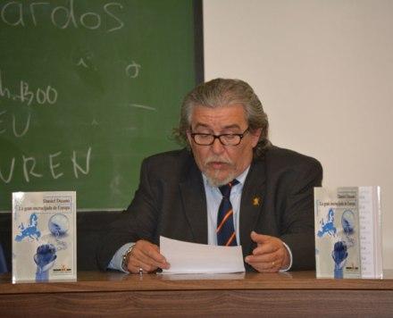Miguel Angel Galan Segovia, director Niram Art